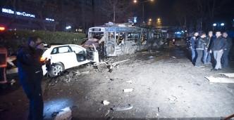Dünya Basını Ankara'da Meydana Gelen Patlamayı Böyle Gördü