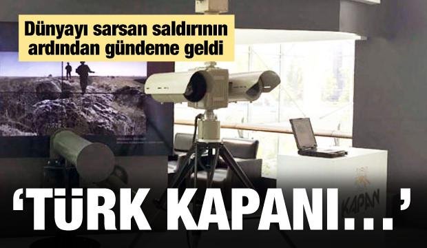 Dünyayı sarsan saldırı sonrası gündeme geldi! 'Türk Kapanı…'