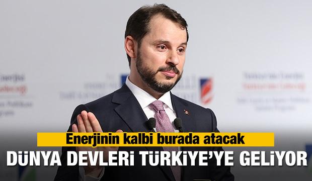Enerjinin kalbi Türkiye'de atacak! 400 CEO geliyor