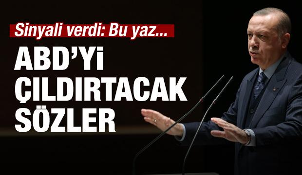 Erdoğan meydan okudu: Bu yaz sıcak geçecek!