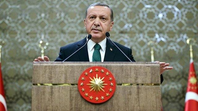 Erdoğan: Terör Örgütü Yandaşları Vatandaşlıktan Atılmalı!