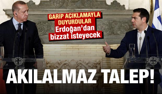 Erdoğan'dan bizzat isteyecek! Akılalmaz talep