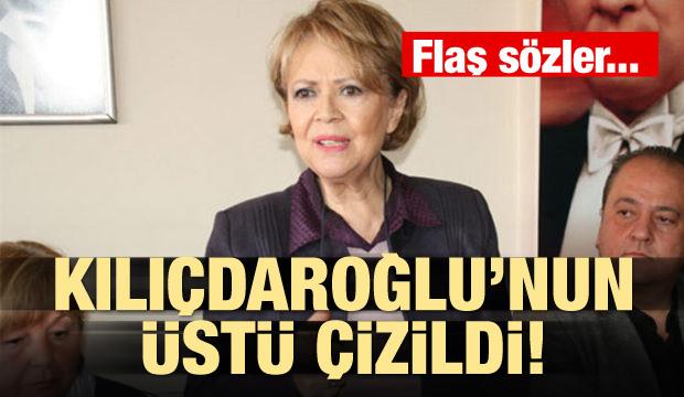 Flaş sözler! Kılıçdaroğlu'nun üstü çizildi