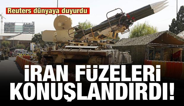 Füzeler konuşlandırıldı: Riyad ve Tel Aviv'i vurur
