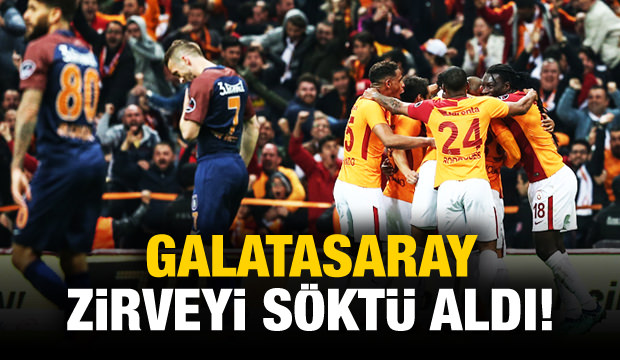 Galatasaray 2-0 Başakşehir (Maç Sonucu)