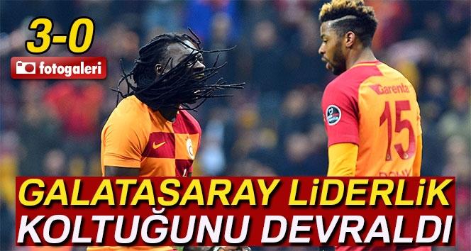 Galatasaray 3-0 Antalyaspor (Maç Sonucu)