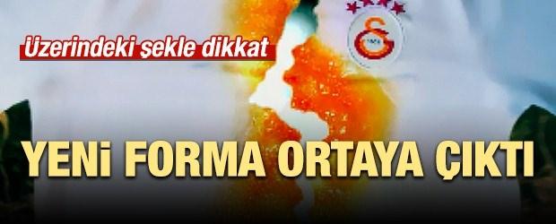 Galatasaray, İstanbul Boğazı temalı 3. formasını tanıttı