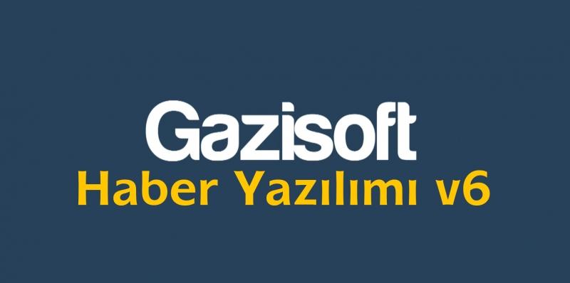 Gazisoft Haber V6 Warez İndir - Gazisoft Haber V6 Full Warez İndir