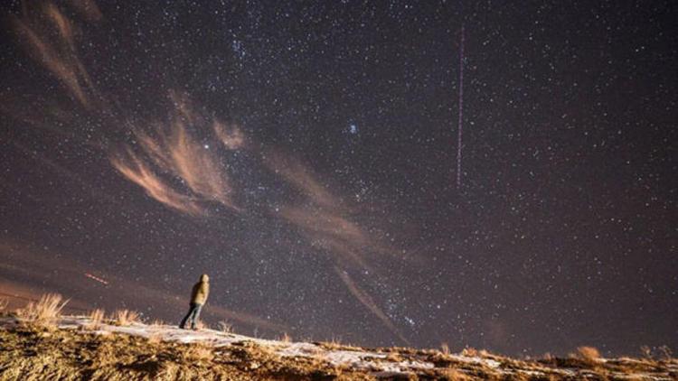 Geminid Meteor Yağmuru geliyor! Saatte 50 yıldız kayacak!