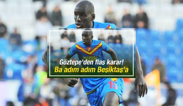 Göztepe'den flaş karar! Ba adım adım Beşiktaş'a