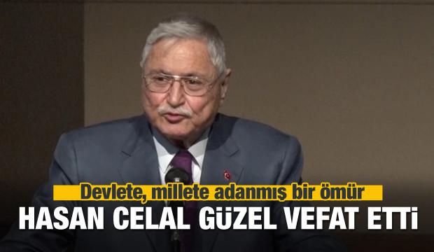 Hasan Celal Güzel Vefat Etti! - Hasan Celal Güzel Kimdir?