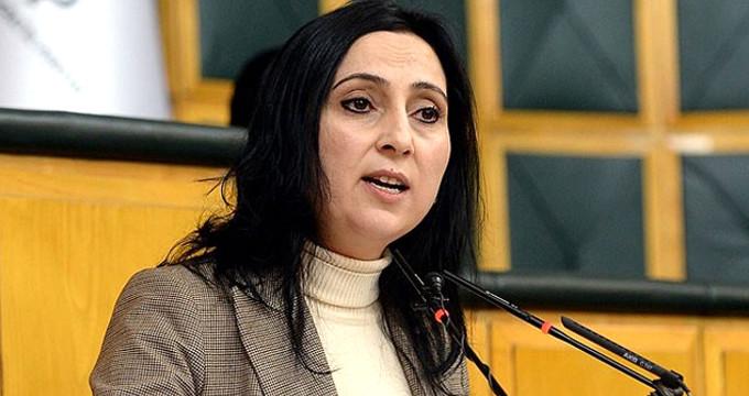HDP: Figen Yüksekdağ'ın Evini Polis Bastı!
