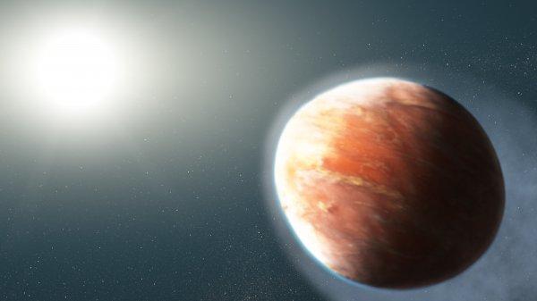 Hubble teleskobu, ağır metallerden oluşan öte gezegen keşfetti