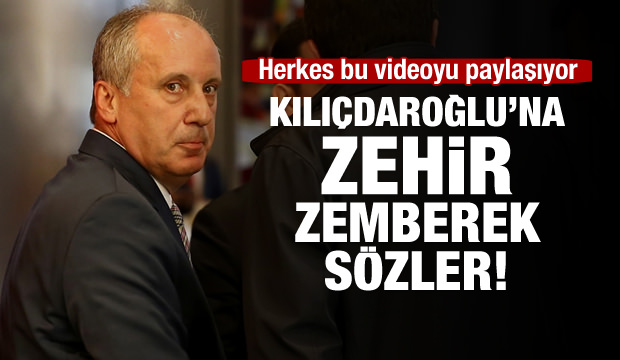 İnce'nin Kılıçdaroğlu'na Zehir Zemberek Sözleri!