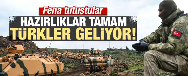 İngilizler, PKK için tutuştu! Türkler geliyor
