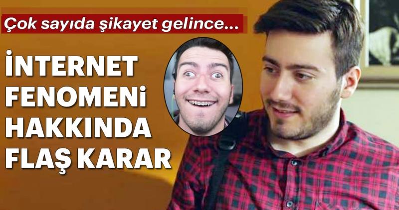 İnternet Fenomeni Youtuber Enes Batur'a Soruşturma Başlatıldı!