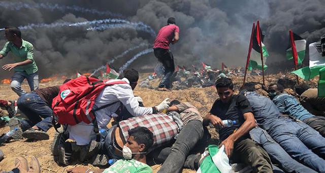 İsrail'e Bildiri Şoku! BM 'Yeter' Deyip Topa Tuttu: Sınıra Yaklaşmak Mermiye Gerekçe Olamaz