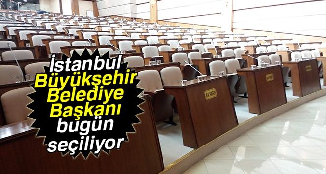 İstanbul Büyükşehir Belediye Başkanı Bugün Seçiliyor
