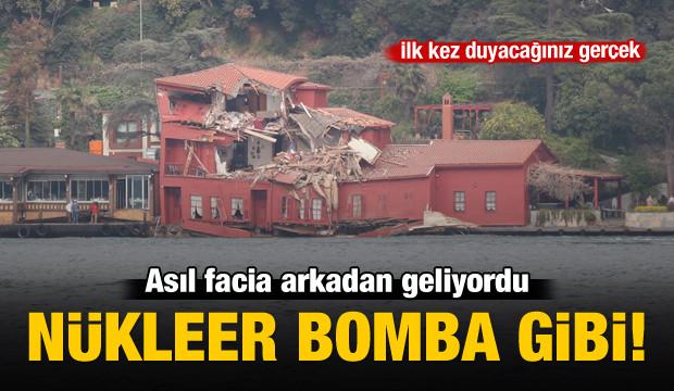 İstanbul'da asıl facia arkadan geliyordu!