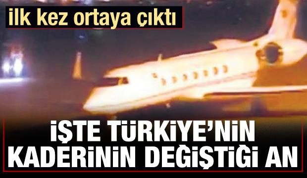İşte Türkiye'nin kaderinin değiştiği an!