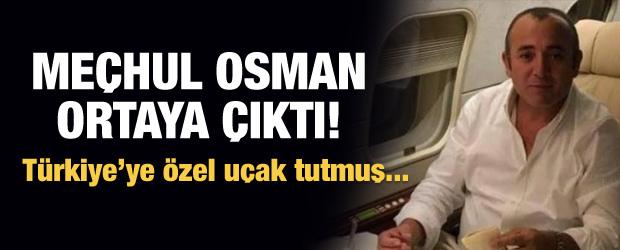 İşte Uruguay'daki meçhul Osman!