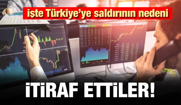 İtiraf ettiler! İşte Türkiye'ye saldırının nedeni