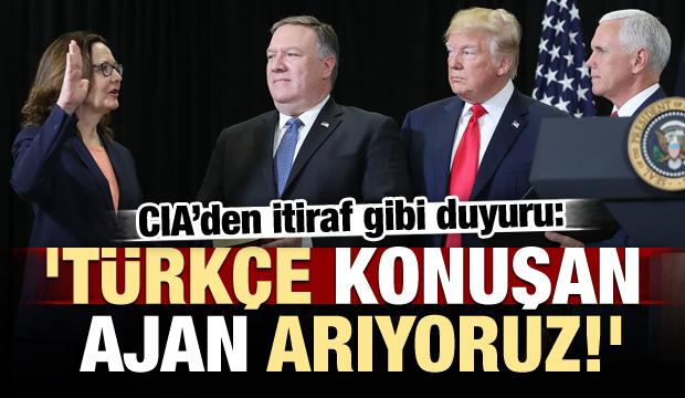 İtiraf Gibi Duyuru: Türkçe Bilen Ajan Arıyoruz!