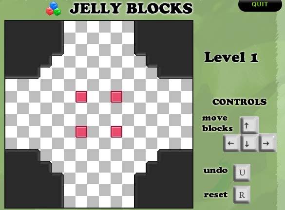 Jelly Blocks - Renkli Kutuları Birleştir