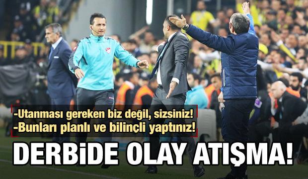 Kadıköy'de Olay Sözler! Atışma...