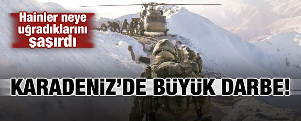 Karadeniz'de hainlere büyük darbe!