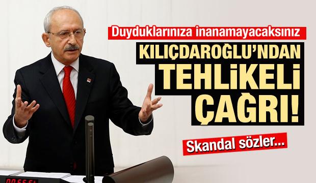 Kılıçdaroğlu'ndan işçilere sokak çağrısı