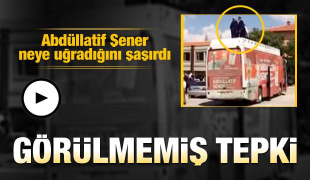 Konyalılar, Abdüllatif Şener'i İstemiyor