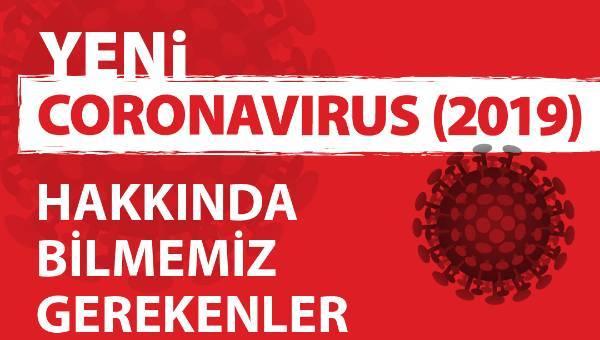 Koronavirüs Kovid-19 Salgını (Corona Virüsü Corona-19)