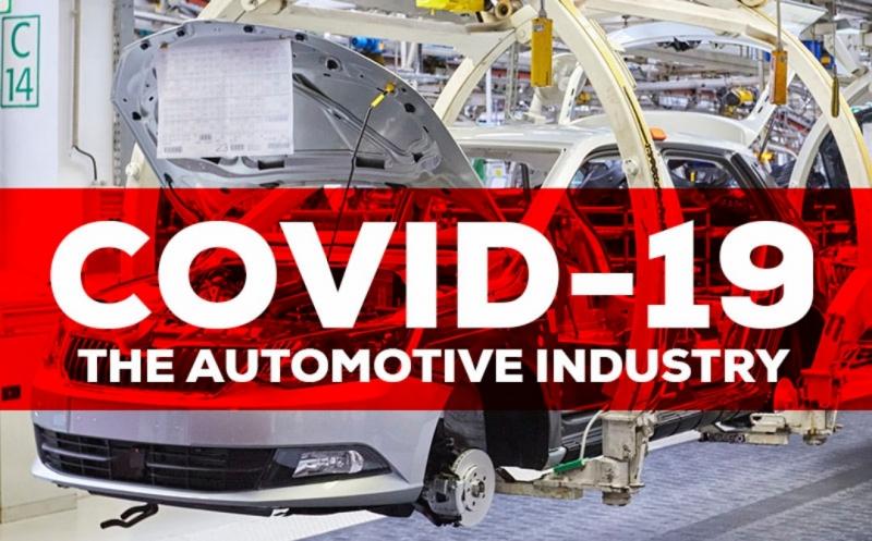 Kovid-19'un Otomotiv Sektöründeki Etkisi