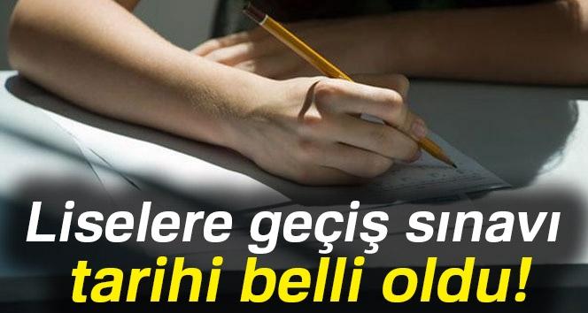 Liselere Geçiş Sınavı Tarihi Ve Saati Açıklandı!