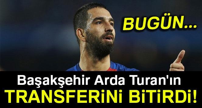Medipol Başakşehir, Arda Turan'ın Transferini Bitirdi