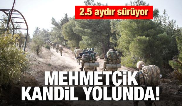 Mehmetçik Kandil Yolunda!