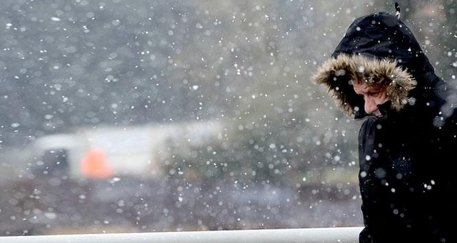 Meteoroloji'den Kar Uyarısı! Gece Saatlerinde Başlayacak