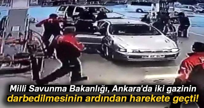 Milli Savunma Bakanlığı, Ankara'da İki Gazinin Darbedilmesinin Ardından Harekete Geçti
