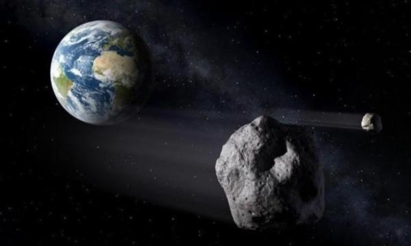 Nasa duyurdu: Gezegenimize iki asteroid birden yaklaşıyor