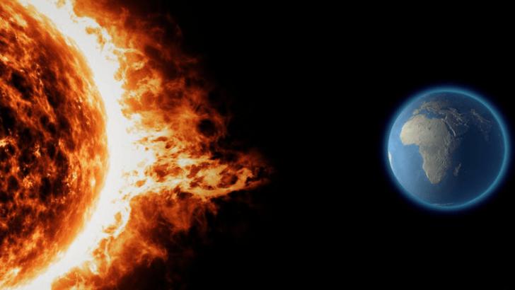 NASA'dan Korkutucu İddia: 'CANAVAR' Güneş Patlamaları Olacak