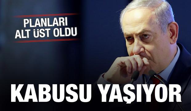 Netanyahu kabusu yaşıyor