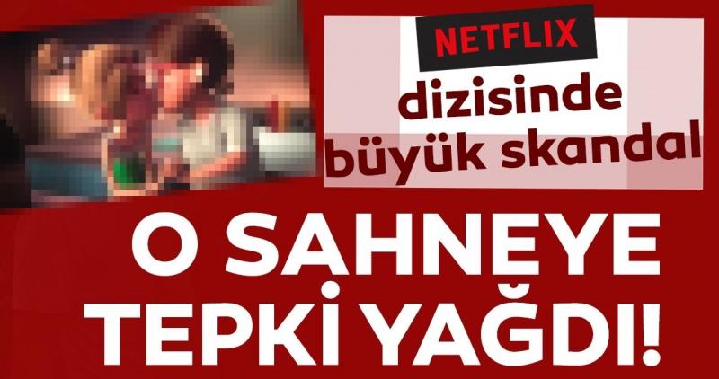 Netflix'deki yozlaşma çocukları tehdit altına alıyor