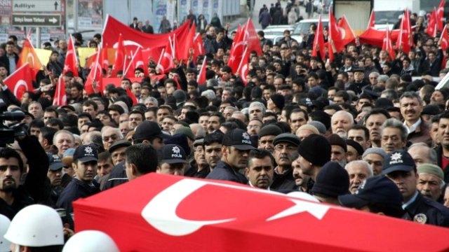 Nusaybin'den Acı Haber: 1 Polis Şehit