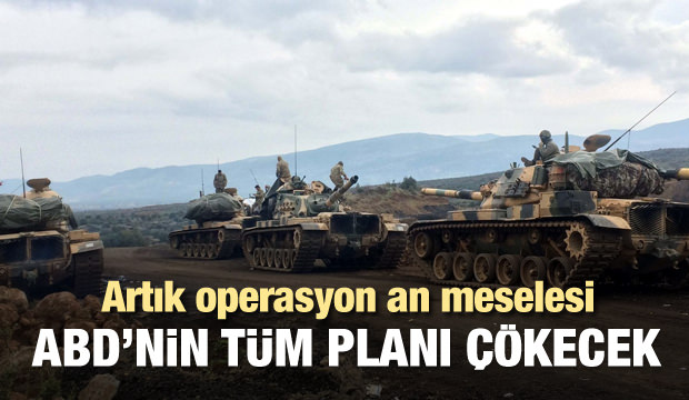 Operasyon an meselesi! ABD'nin planı boşa çıkacak