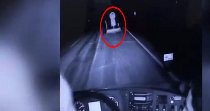 Otobüs Şoförü Hatasını Hayatıyla Ödedi! Kaza Anı Kamerada