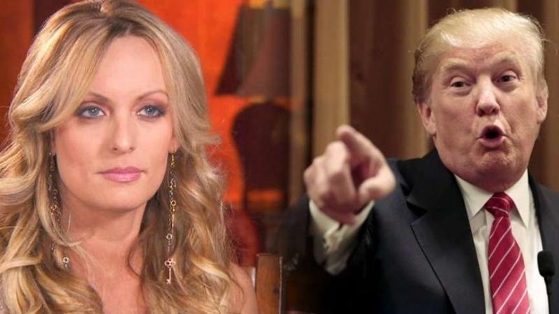 Porno yıldızından Trump'a dava! Takma isim şoku…