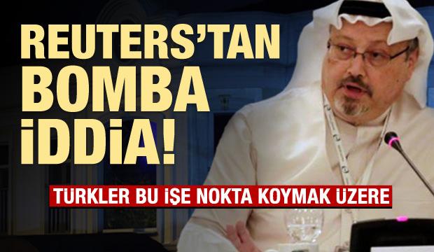 Reuters'tan bomba iddia:Türkler işi bitirmek üzere