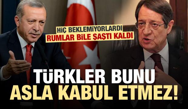 Rumlar bile şaştı kaldı! Türkler bunu kabul etmez