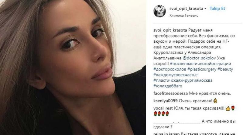 Rus Güzel, Kare Göğüs Yüzünden Dava Açıyor!